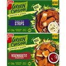 FINDUS Green Cuisine vegenuggetit ja -stripsit 210-250 g