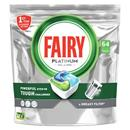 Fairy Original All in One 84 kpl/pkt, Platinum All in One 64 kpl/pkt tai Platinum+ All in One Lemon 52 kpl/pkt konetiskitabletit